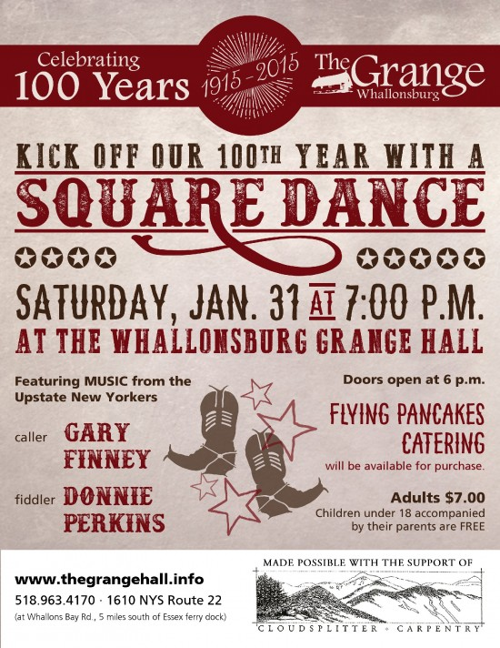 Centennial Square Dance