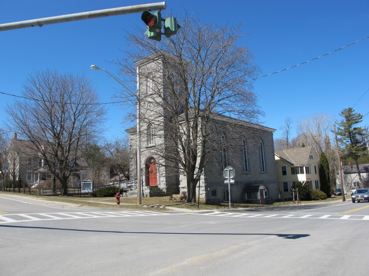 Essex Community Church, Essex, NY (Credit: virtualdavis)