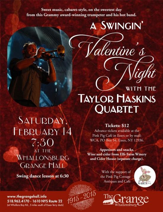 A Swinging' Valentine's Night