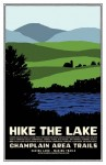 CATS Hike the Lake Poster