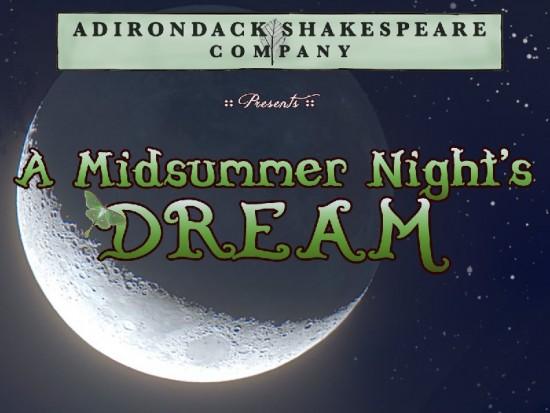 ADK Shakes A Midsummer Night's Dream (2015)