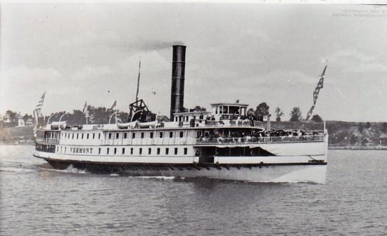 Vermont III Steam Ferry (Credit: Unknown; Shared by Susie Drinkwine)