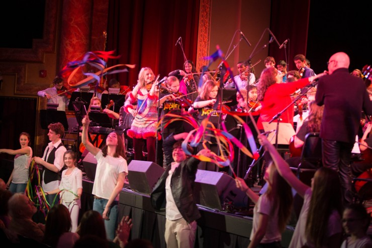 Daisy Jopling's Adirondack String Pulse Experience