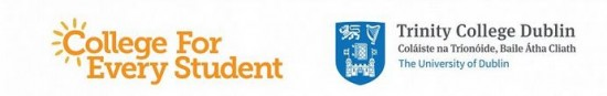 CFES and Trinity College Dublin (logos)