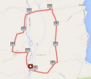 Boquet Valley Biking Tour