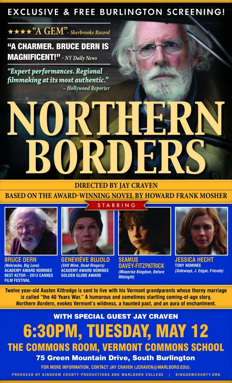 Poster: Northern Borders