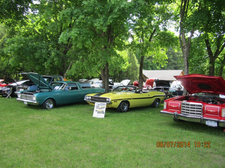 The Adirondack History Museum's 4th Annual Antique and Classic Car Show will take place on Saturday, June 13. Car enthusiasts throughout the region are invited to participate. (Credit: Adirondack History Museum)