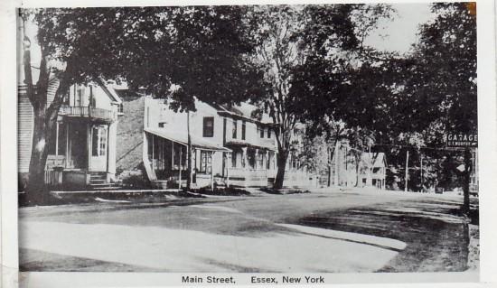 Main Street, Essex, NY (Credit: Susie Drinkwine)