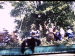 Essex Memorial Day Parade 1971: Boy Scout Float (Credit: Harry and Judy Koenig)