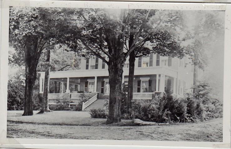 Sherwood Inn aka Rosslyn (Credit: Unknown; Shared by Susie Drinkwine)