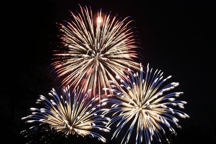 Fireworks (Credit: Pixabay)