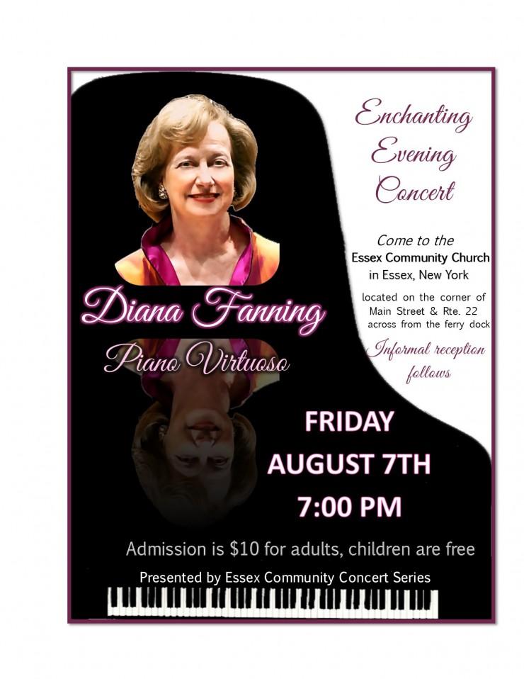 Diane Fanning Poster