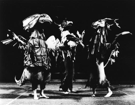 Wildman Beasts (Credit: Mettawee River Theatre Co.)
