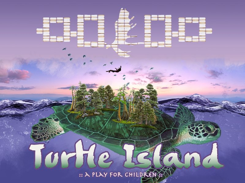 Songs of the Iroquois: Turtle Island (Design credit: Patrick Siler)