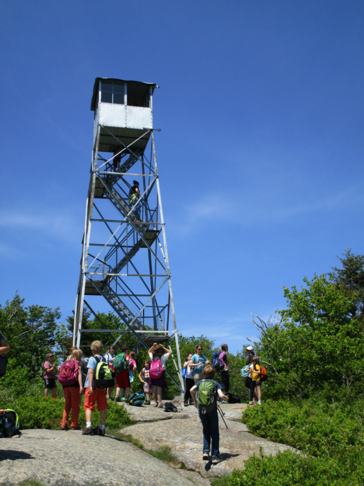 ADK Fire Tower Program