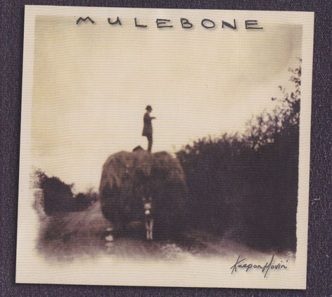 Mulebone CD Cover