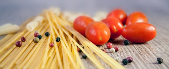 Food - Meal Ingredients (Credit; Pixabay)