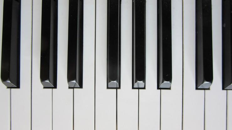 Piano Keys (Credit: Pixabay)