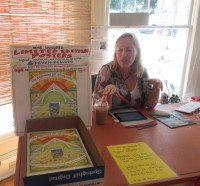 Essex Day 2015: Janice Koenig Explains Limited Edition Steven Kellogg Posters Created for the AAA (Credit: Katie Shepard)
