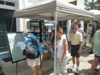 Essex Day 2015: CATS Booth & Crowds (Credit: Katie Shepard)