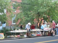 Essex Day 2015: Tables along the Street (Credit: Katie Shepard)