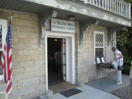 Essex Day 2015: Belden Noble Library Books Sale (Credit: Katie Shepard)