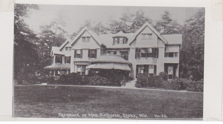 Vintage Photo: S.Keyser Residence (Shared by Susie Drinkwine)