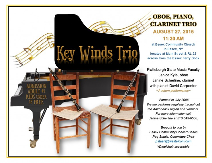 Key Winds Trio Flyer