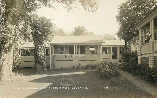 The Elmwood Postcard