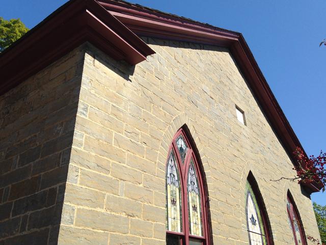 Old Stone Church (Credit: Pete DeMola)