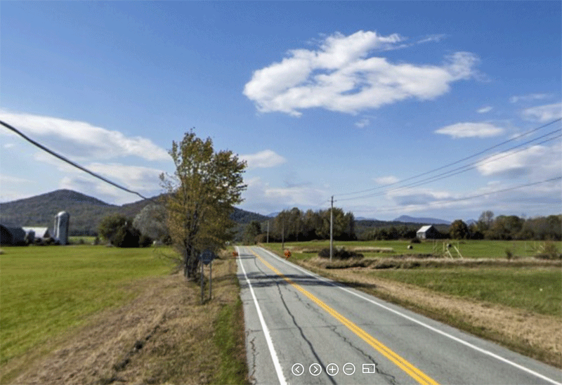 NYS Rt 22 Interactive Panorama (Source: AdirondacksUSA.com)
