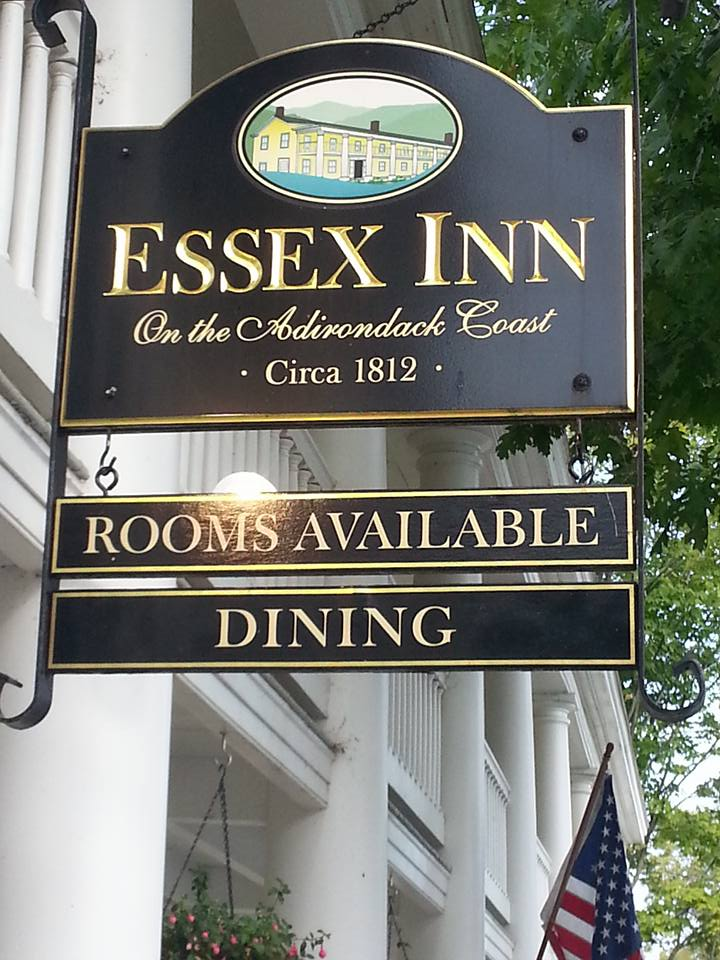 Essex Inn, September 2015 (Source: Kelly Youngs-schmitt)