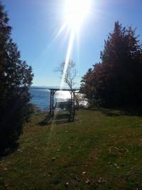 Lake Champlain View, Autumn 2015 (Source: Kelly Youngs-schmitt)
