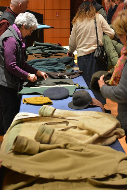 "Fort Ticonderoga's Fifth Annual ""Material Matters: It's in the Details"" Weekend takes place on November 7 & 8, 2015. Pre-registration required. (Credit: Fort Ticonderoga)"