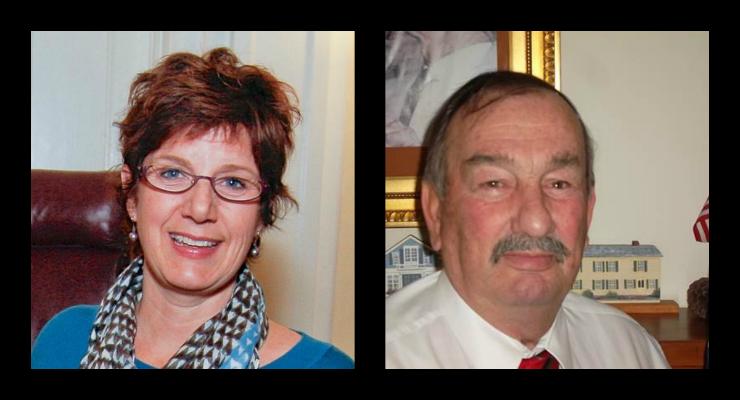 2015 Election for Town Supervisor: Sharon Boisen vs. Ed Gardner