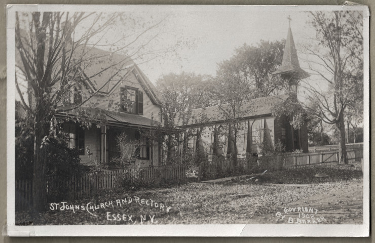 St. John's Church & Rectory