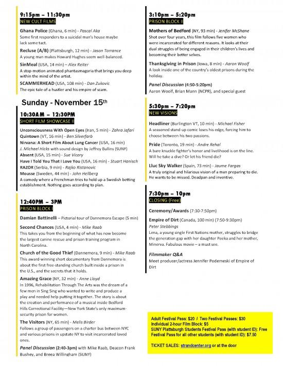 2015 Lake Champlain International Film Festival Schedule (2)