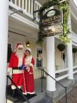 The Magic of Christmas in Essex 2015: Santa & Mrs. Claus at Essex Inn