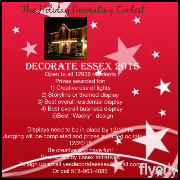 Decorate Essex 2015