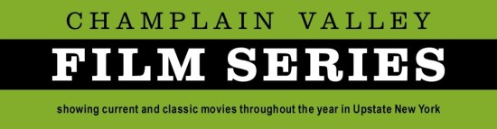 Champlain Valley Film Series Logo
