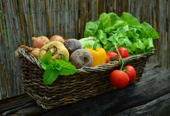 Vegetables (Credit: Pixabay)