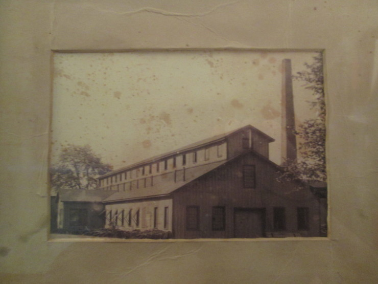 Essex Horse Nail Factory (Credit: Unknown; Shared by Rick & Karen Dalton)