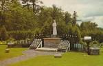 Vintage Postcard: Lady of Hope Shrine