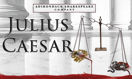 ADK Shakes Julius Caesar