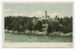 Vintage Postcard: Spilt Rock Lighthouse (Credit Unknown)