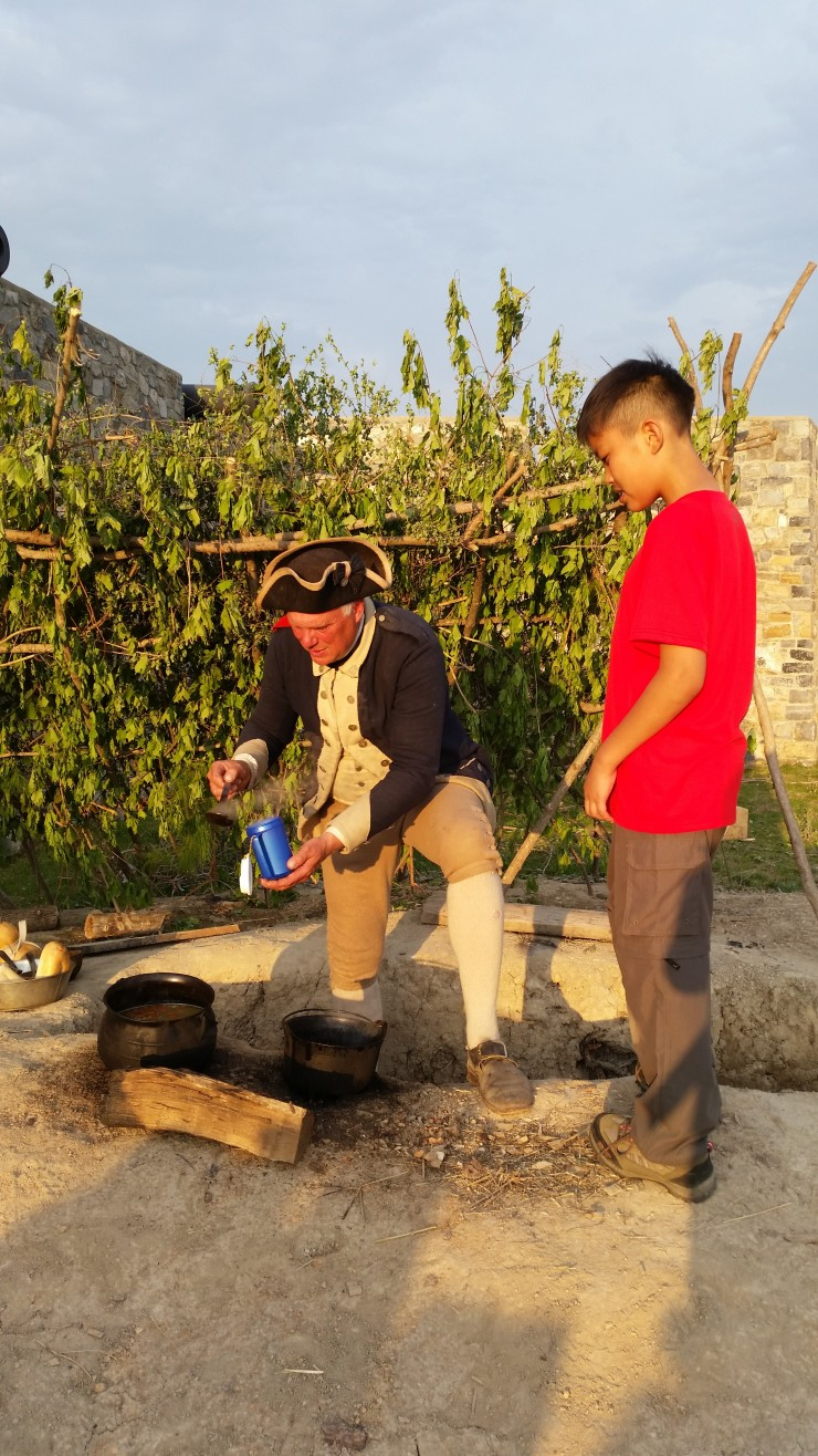 Sign up for Fort Ticonderoga's Scout Overnight Program; an immersive opportunity for Scouts to spend the night at Fort Ticonderoga.