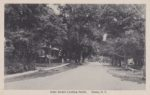 Vintage Postcard: Main Street Looking North, Essex, NY