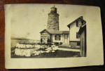 Vintage Postcard: Split Rock Lighthouse, Essex, NY