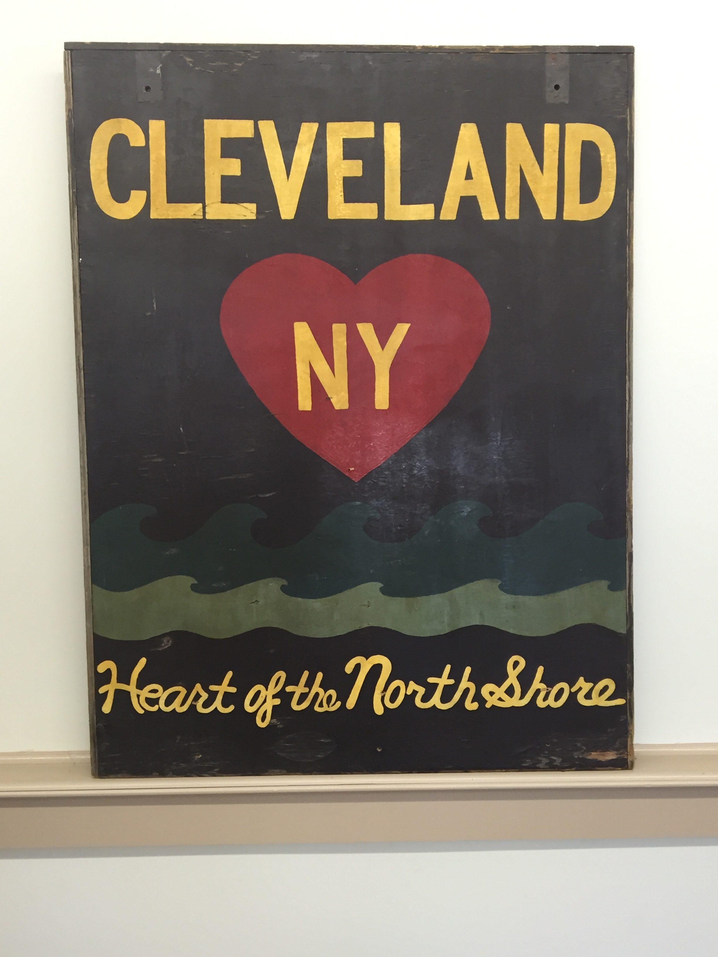 Cleveland NY