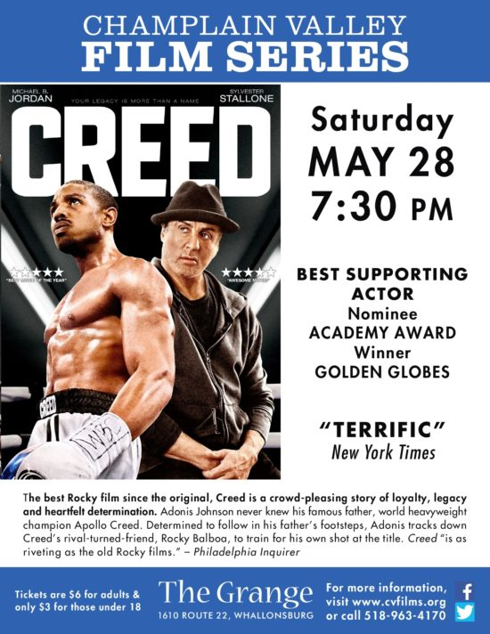 Creed Flyer